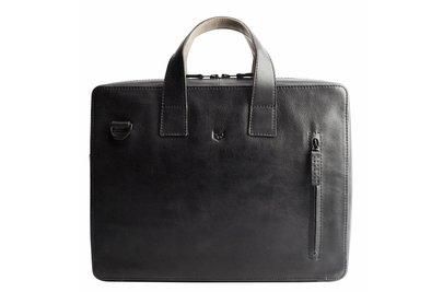 Capra Leather Roko Black
