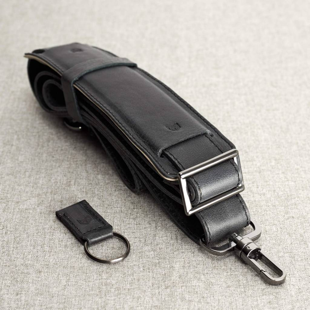 Capra Leather Capra Leather Roko Black