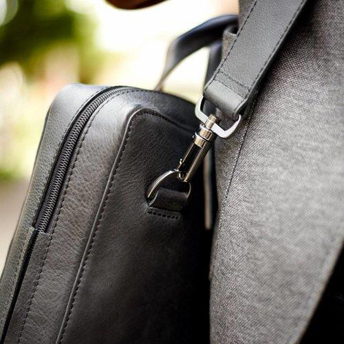 Capra Leather Roko - Black