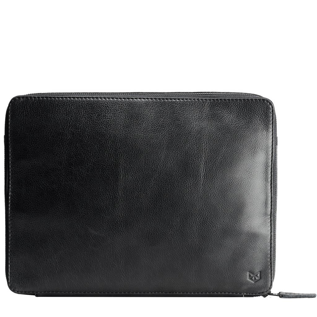 "13"" Tech & Laptop Portfolio - Black"