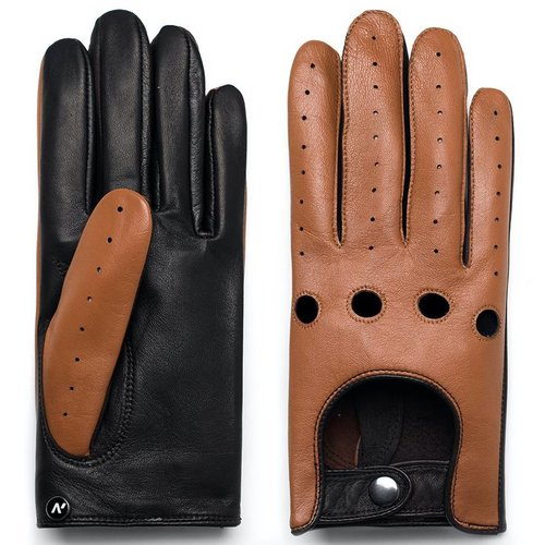 Napo Gloves napoDRIVE - Brown