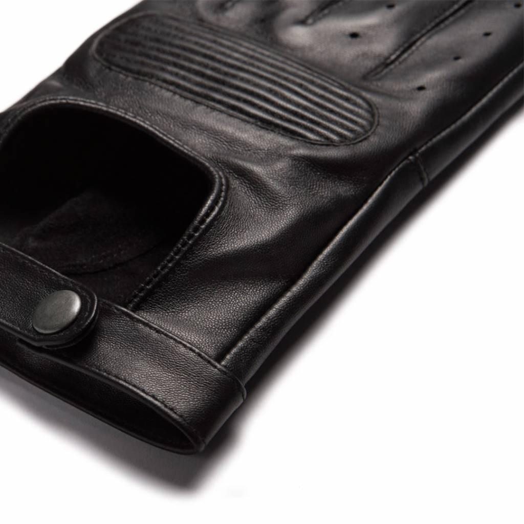 Napo Gloves napoSPEED Touchscreen Handschoenen Zwart