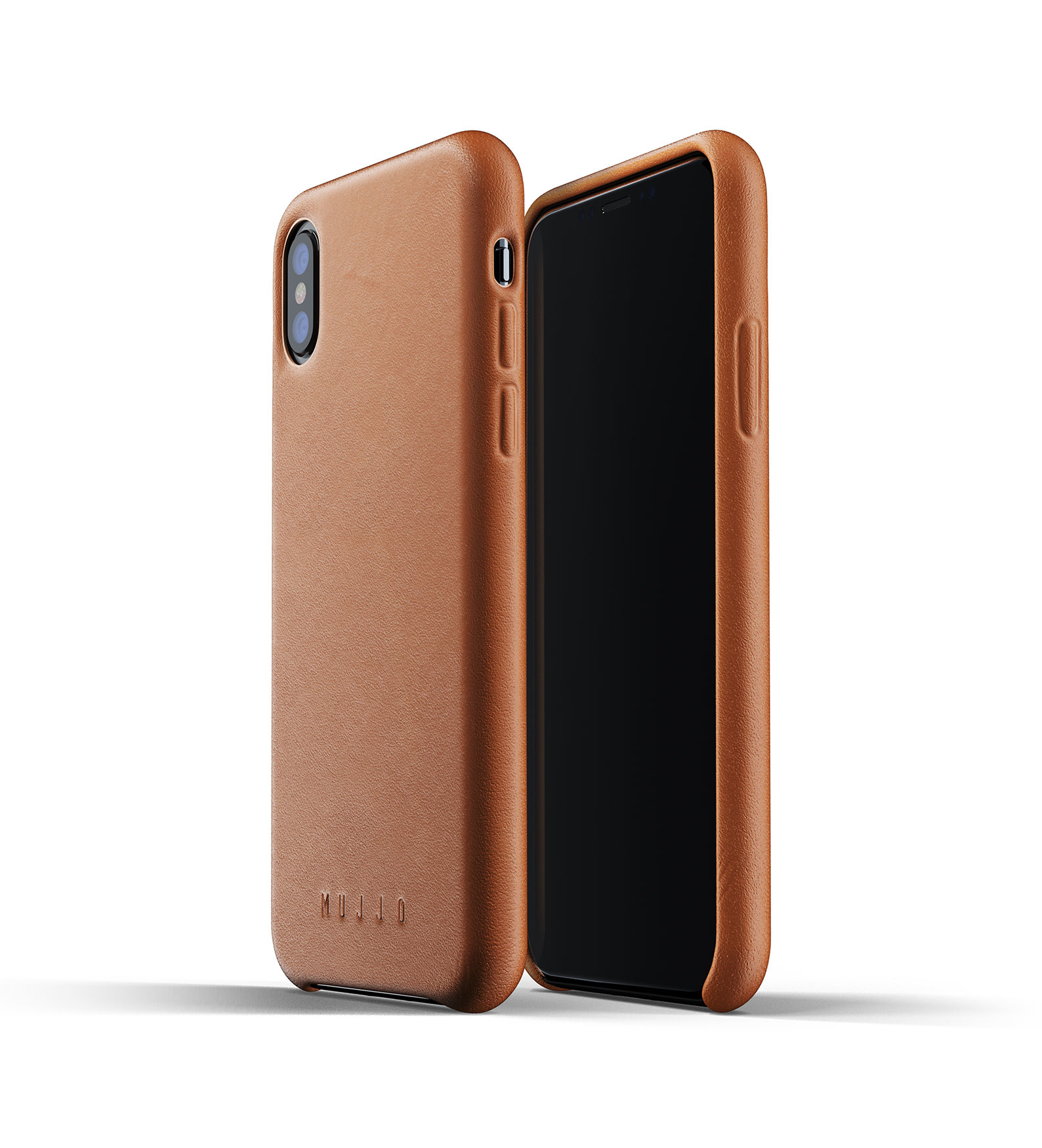 Leather Case iPhone X / Xs - Brown