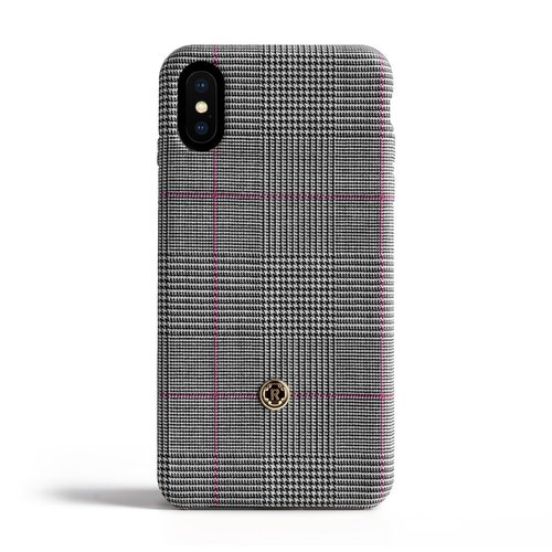Revested iPhone X / Xs Case - Prince of Wales