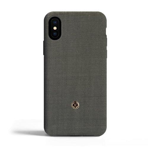 Revested iPhone X / Xs Case - Titanium