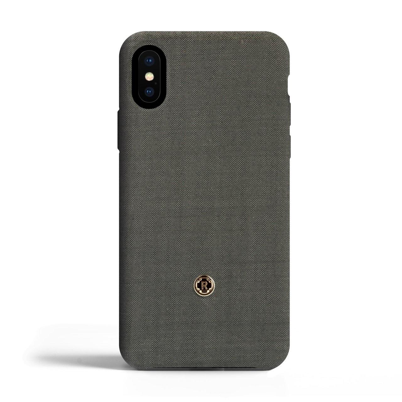iPhone X/Xs Hoesje - Titanium