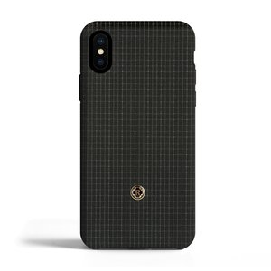 Revested iPhone X / Xs Case - Mascagni Black