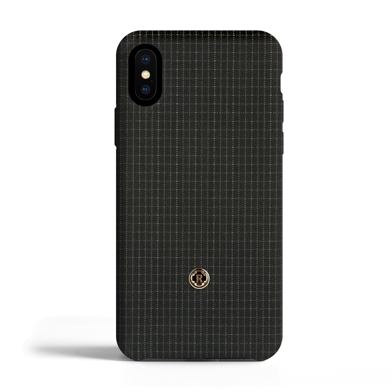 iPhone X/Xs Hoesje - Mascagni Black