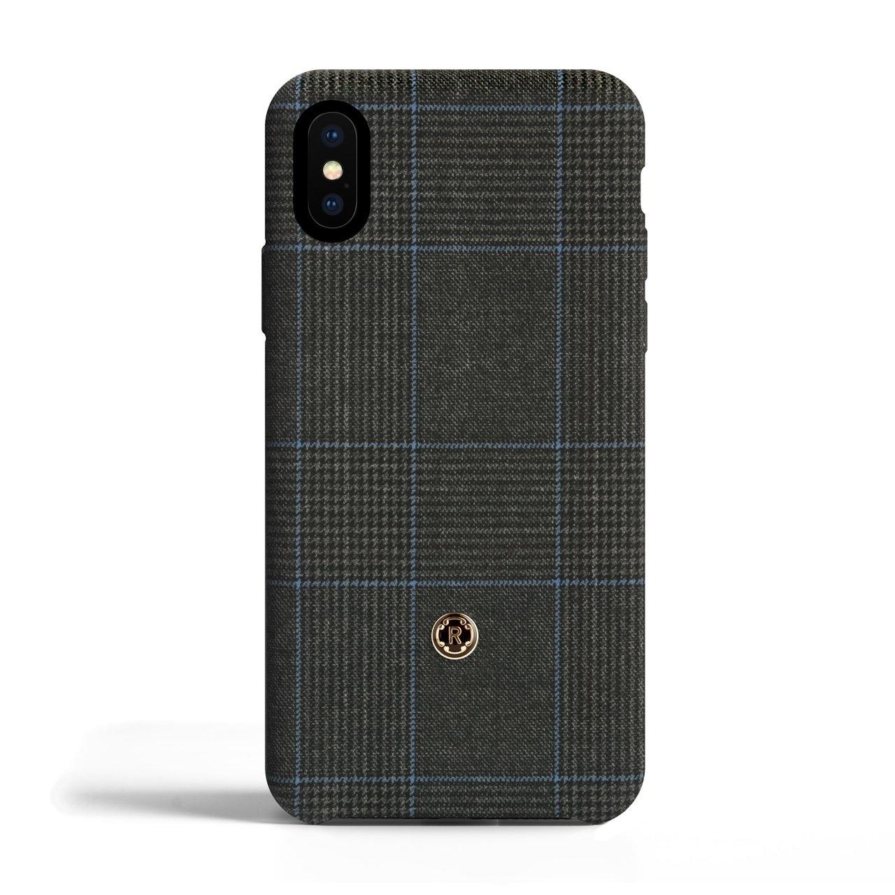 iPhone X / Xs Case - Prince of Wales Capri