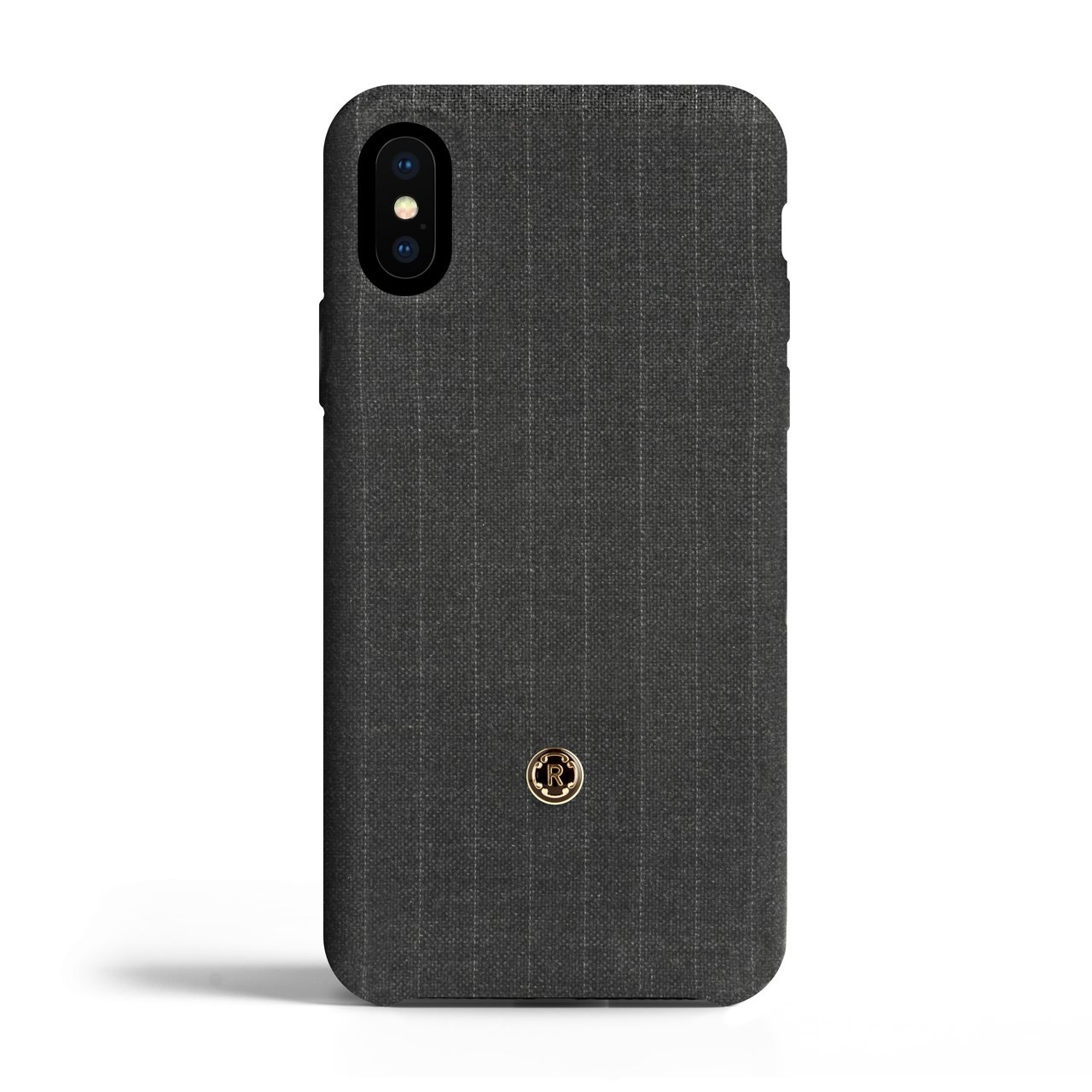 huge selection of 22382 8119a Revested iPhone X / Xs Pinstripe Gray Case