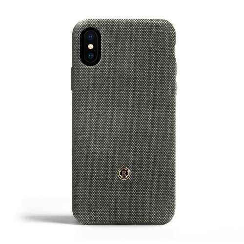 Revested iPhone X/Xs Hoesje - Bird's Eye Rock