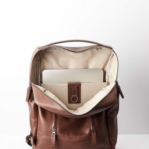 Capra Leather Tamarao - Tobacco