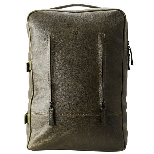 Capra Leather Tamarao - Military Green
