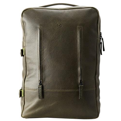 Capra Leather Tamarao - Military Green