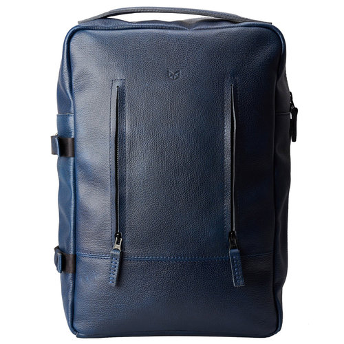 Capra Leather Tamarao - Ocean Blue