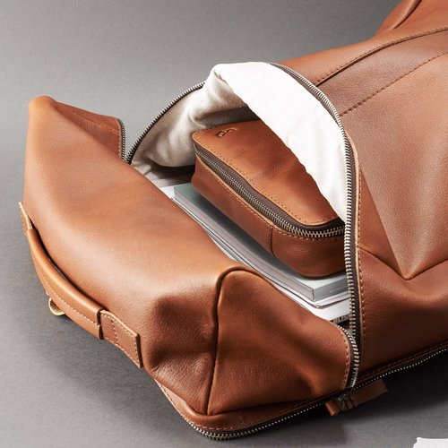 Capra Leather Banteng - Tan