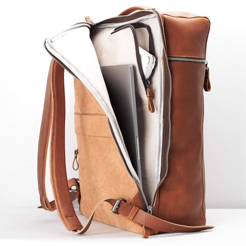 Capra Leather Banteng - Tan