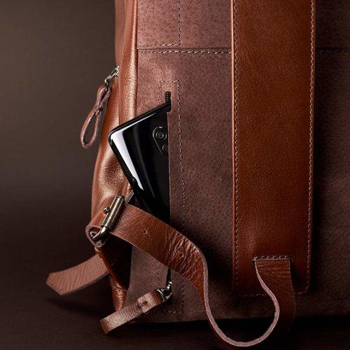 Capra Leather Banteng - Tobacco