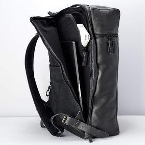 Capra Leather Banteng - Black