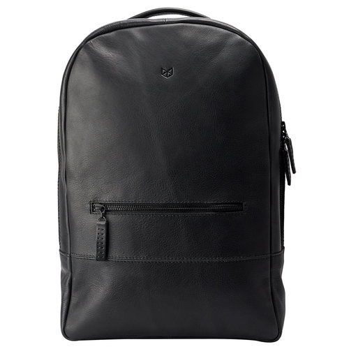 Capra Leather Bisonte - Black
