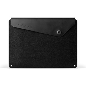 "Mujjo 12"" MacBook Sleeve - Black"