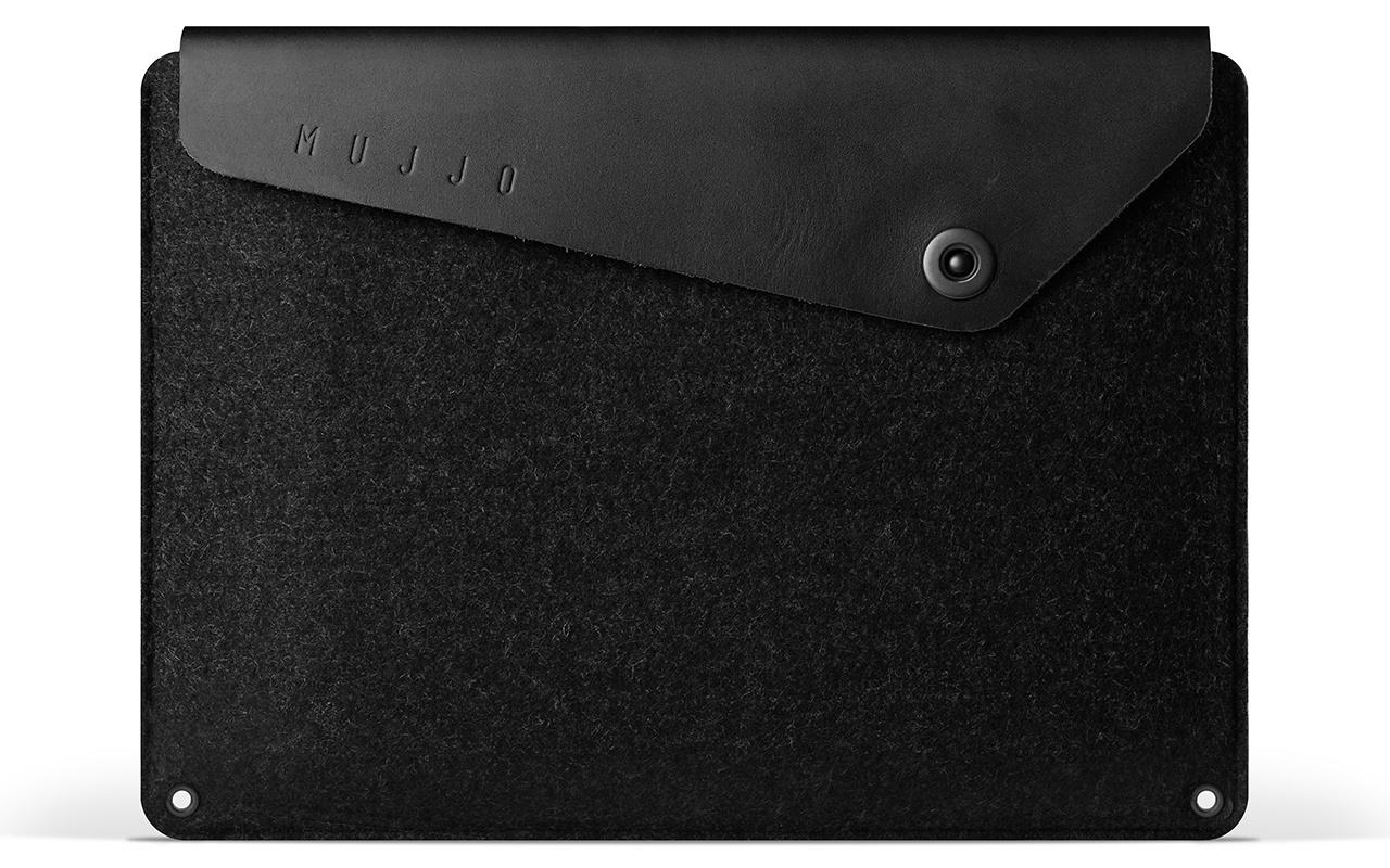"""12"""" MacBook Sleeve - Black"""