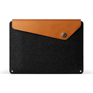 "Mujjo 12"" MacBook Sleeve - Brown"