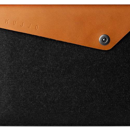 """Mujjo 12 """"MacBook Sleeve - Brown"""