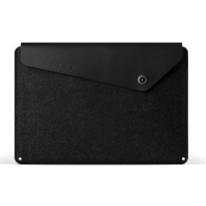 "Mujjo 15"" MacBook Pro Retina Sleeve - Black"
