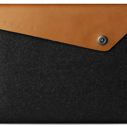 "Mujjo 15 ""MacBook Pro Retina Sleeve - Brown"
