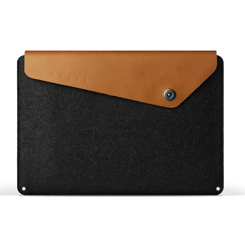 "Mujjo 15"" MacBook Pro Retina Sleeve - Brown"