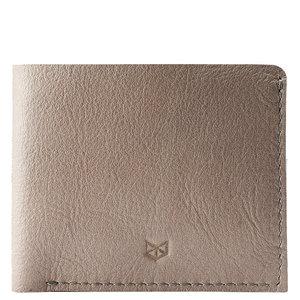 Capra Leather Slim Wallet Kit - Grey