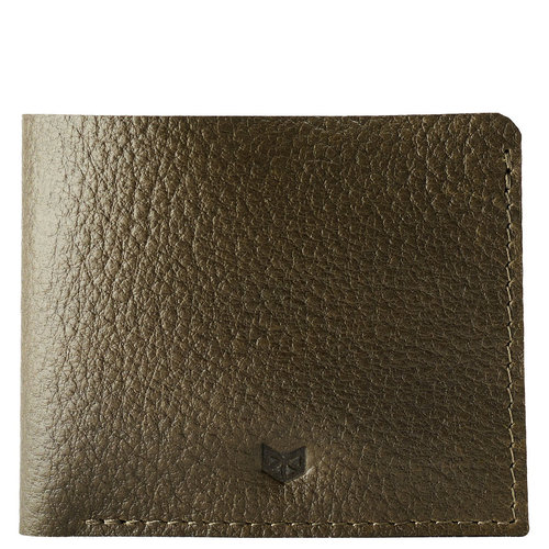 Capra Leather Slim Wallet Kit - Military Green