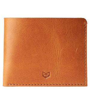 Capra Leather Slim Wallet Set - Avana