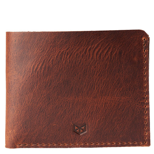Capra Leather Slim Wallet Set - Sandstone