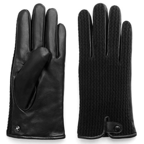 Napo Gloves napoWOOL - Black