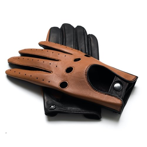 Napo Gloves napoDRIVE - Brown