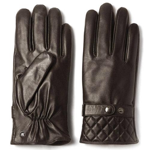Napo Gloves napoMODERN - Brown