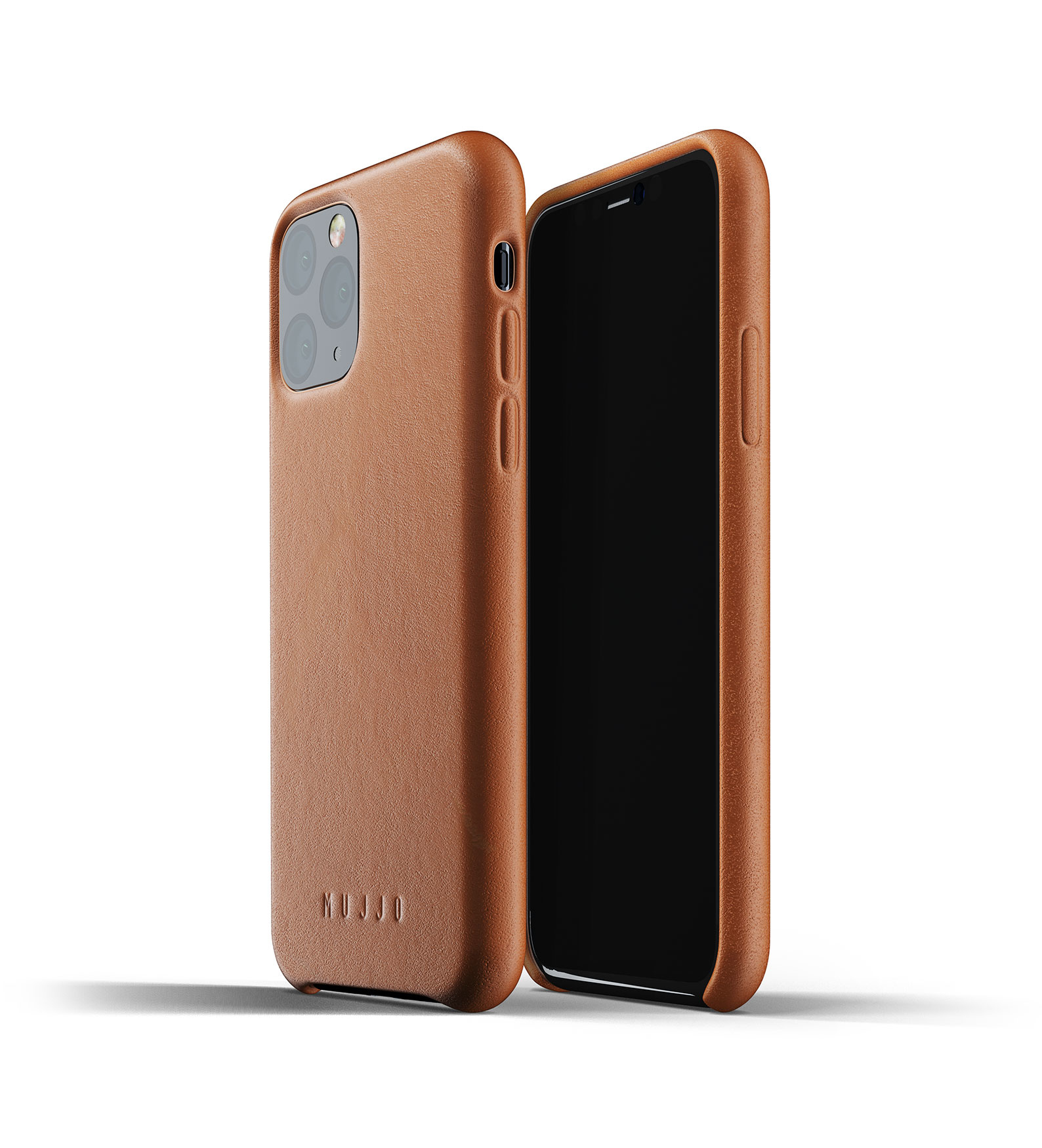 Leather Case iPhone 11 Pro - Brown