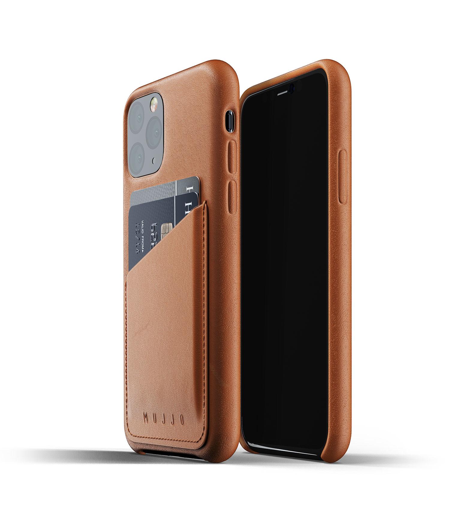 Leren Wallet iPhone 11 Pro - Bruin