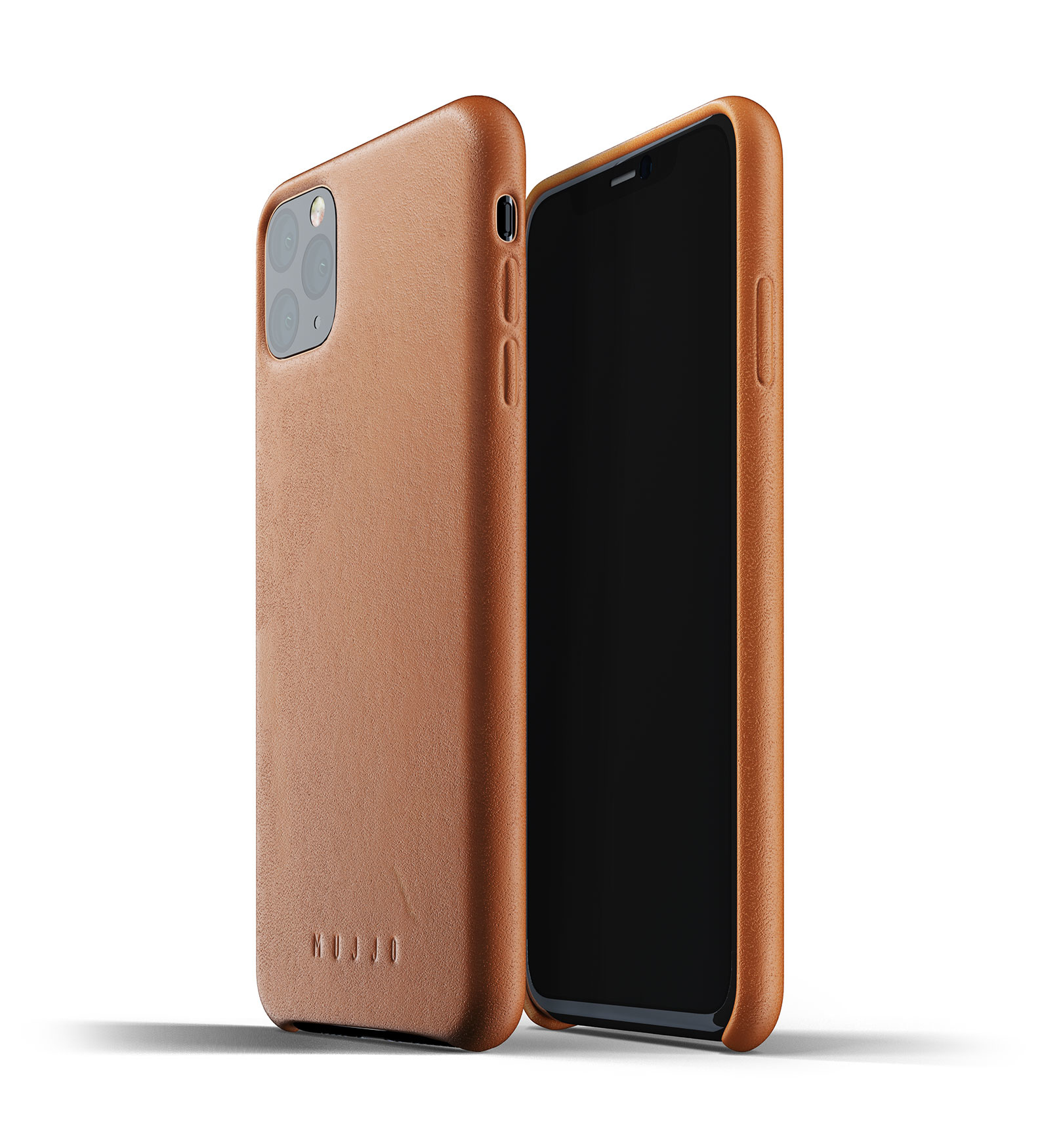 Leather Case iPhone 11 Max - Brown