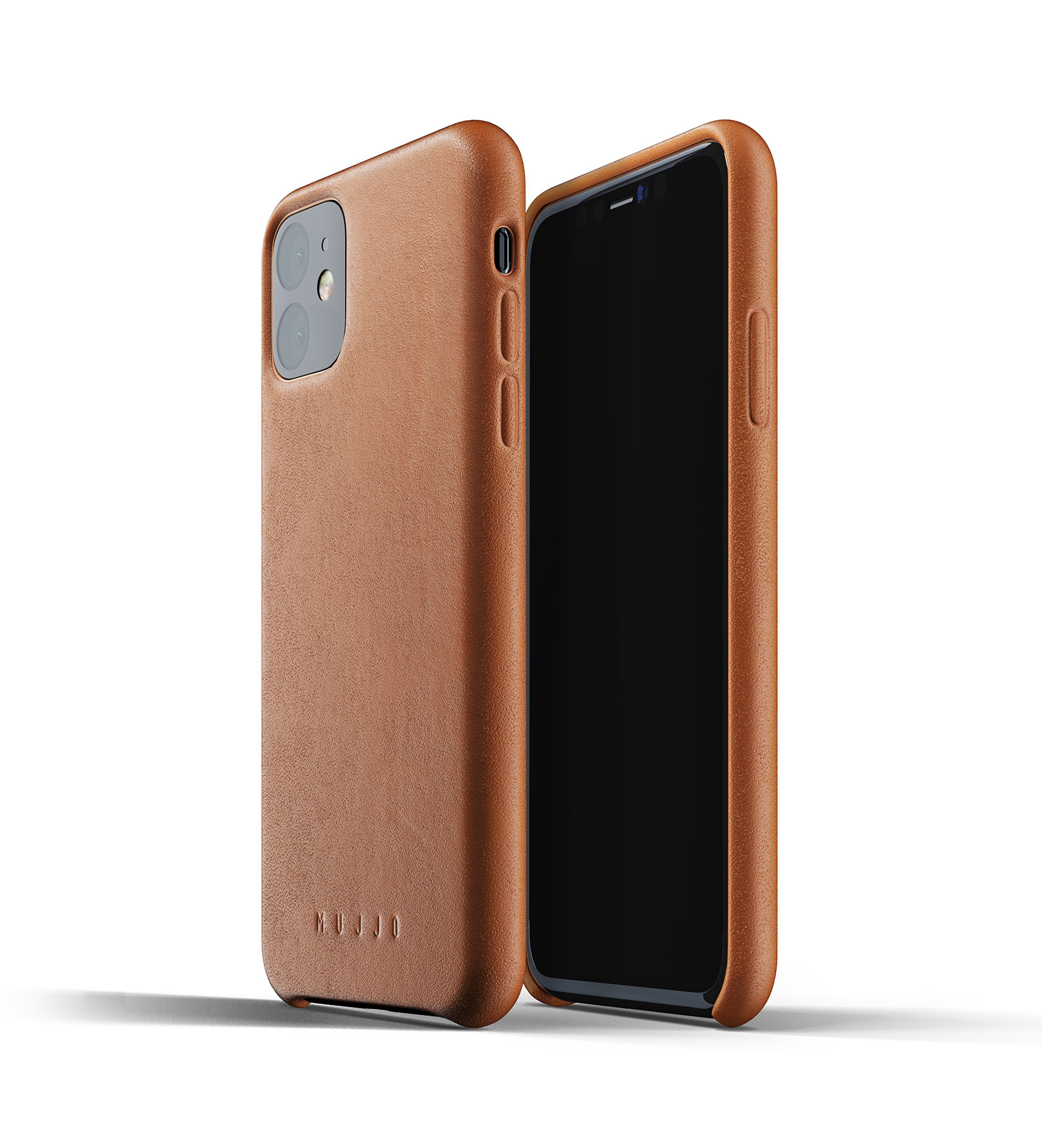 Leather Case iPhone 11r - Brown