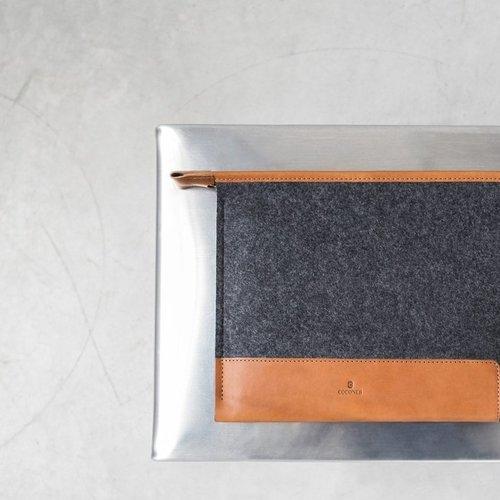 Cocones Grapher Folio Case - Brown