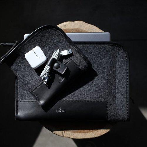 Cocones Compact Case - Black