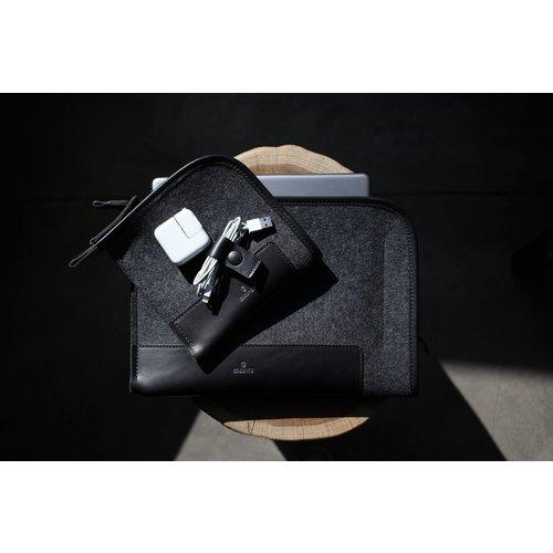 Cocones Compact Case - Zwart