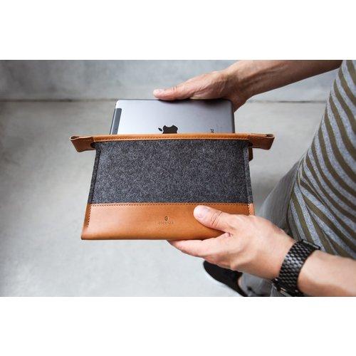 Cocones Mini Folio Case - Bruin