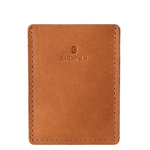 Cocones Card Wallet - Brown