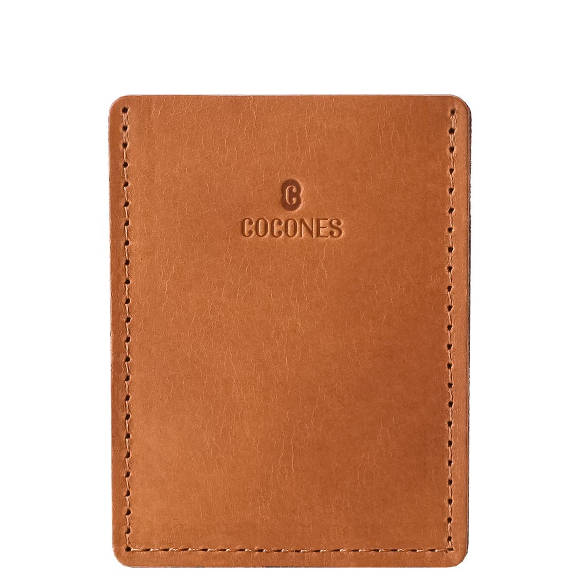 Card Wallet - Brown