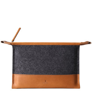 Cocones Mini Folio Case - Brown