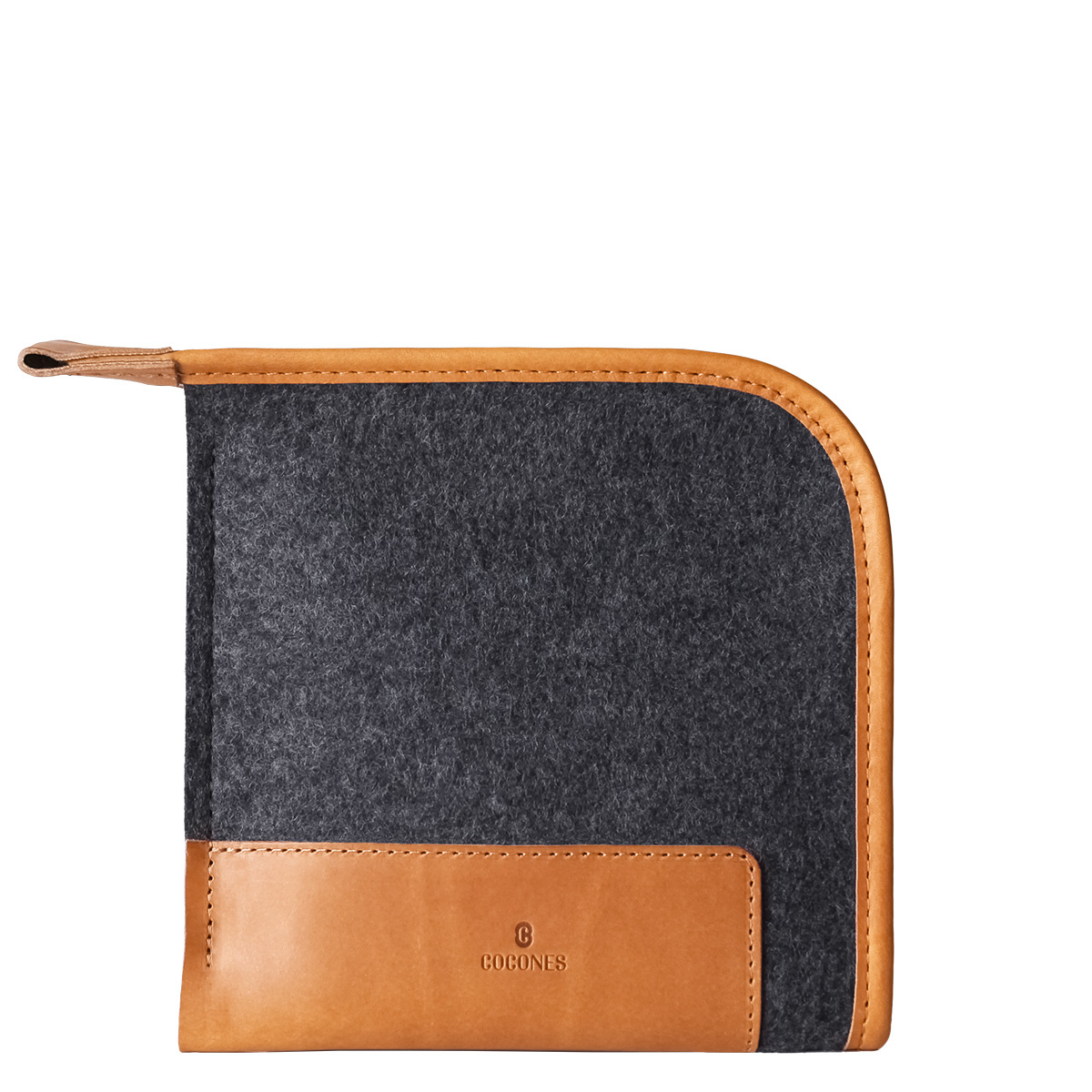 Compact Case - Brown